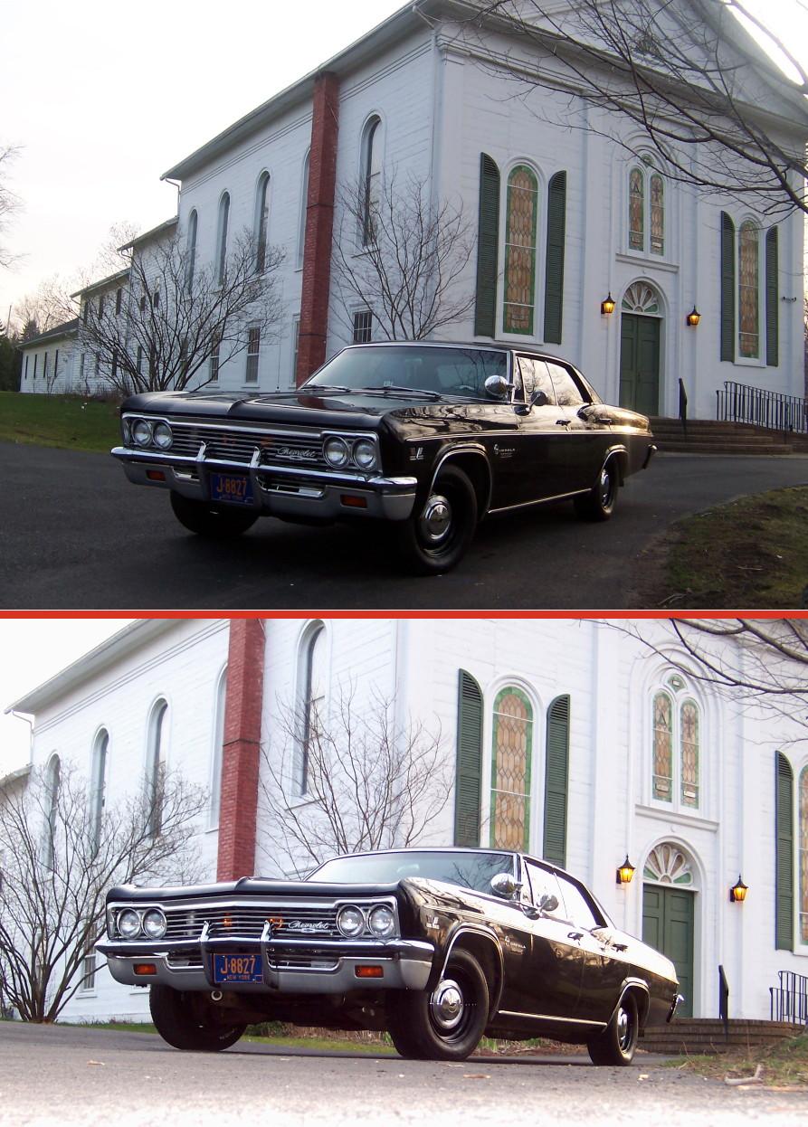 Chevrolet Impala - 1966 chevy impala starter wiring